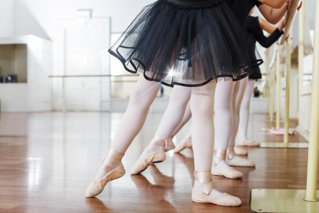 大宮駅 で バレエ教室 を開講すべきです