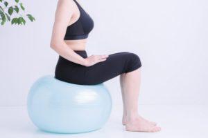 姿勢,バランスボール,身体,大宮,レッスン,骨盤