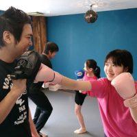 大宮 貸しスタジオ キックボクシング 格闘技 子供 こども