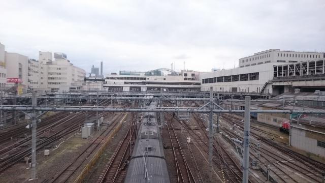 大宮駅は14路線が乗り入れるビックターミナル駅