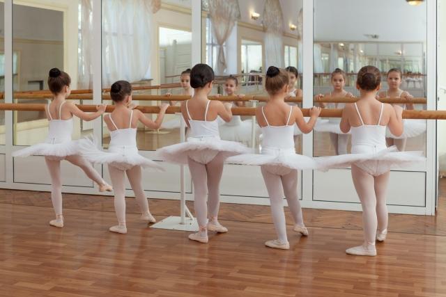 大宮駅で バレエ教室 をするべきです