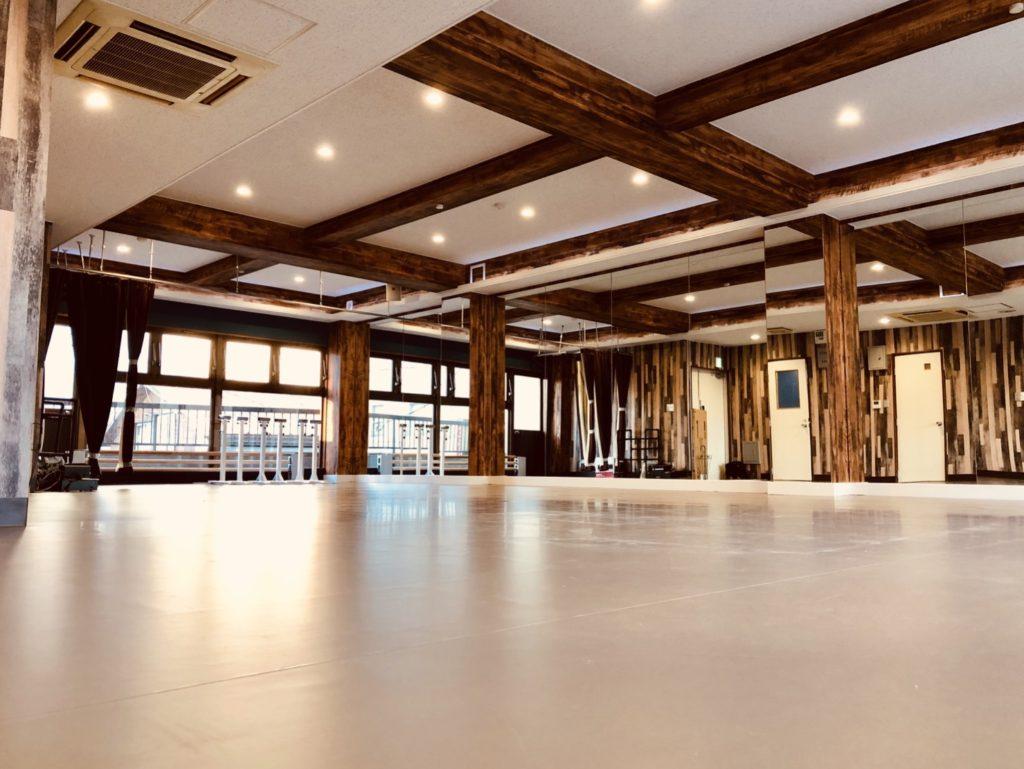 大宮の貸しダンススタジオ