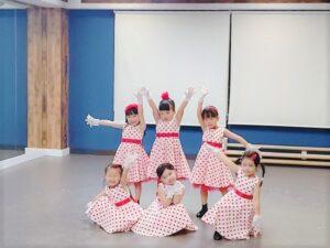 大宮 発表会風景 キッズ ダンス